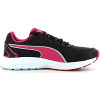 Zapatos Niña Running / trail Puma Descendant SL V3 Jr Negro