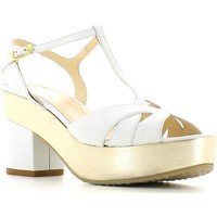 Zapatos Mujer Sandalias Grace Shoes CR75 High heeled sandals Mujeres Bianco