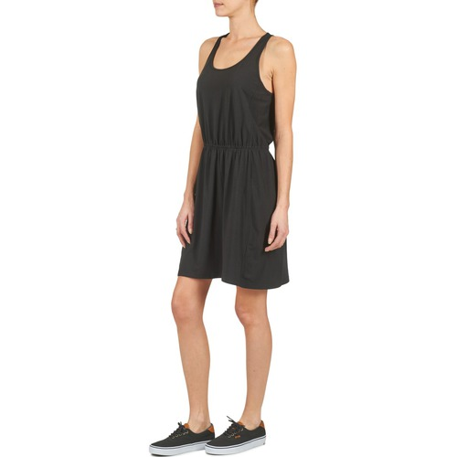 Ashley Patagonia Textil Cortos Mujer West Vestidos Negro rdCoBxWQeE