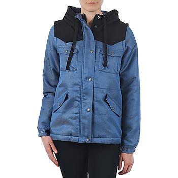 textil Mujer parkas Nikita EXPLORER Azul