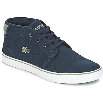 Zapatos Niño Zapatillas altas Lacoste AMPTHILL 116 2 Marino