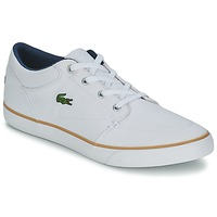 Zapatos Hombre Zapatos náuticos Lacoste BAYLISS 116 2 Blanco