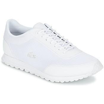 Zapatos Mujer Zapatillas bajas Lacoste HELAINE RUNNER 116 3 Blanco
