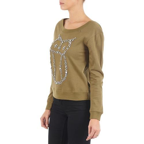 Lollipops Pomodoro Textil Mujer Kaki Long Sleeves Sudaderas 3LRqc54Aj