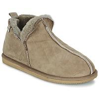 Zapatos Hombre Pantuflas Shepherd ANTON Beige
