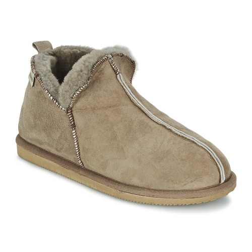 Shepherd ANTON Beige - Envío gratis | ! - Zapatos Pantuflas Hombre