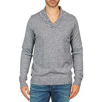 textil Hombre jerséis Kulte PULL CHARLES 101823 BLEU Azul