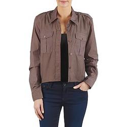 textil Mujer camisas Brigitte Bardot BB43077 Marrón