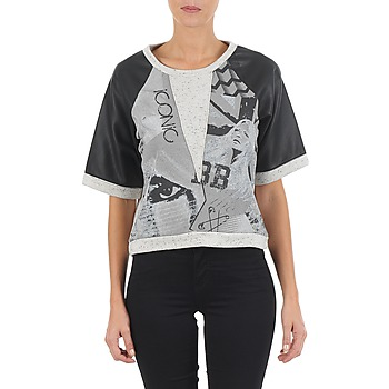 textil Mujer sudaderas Brigitte Bardot BB43025 Gris