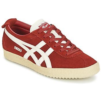 Zapatos Zapatillas bajas Onitsuka Tiger MEXICO DELEGATION SUEDE Rojo