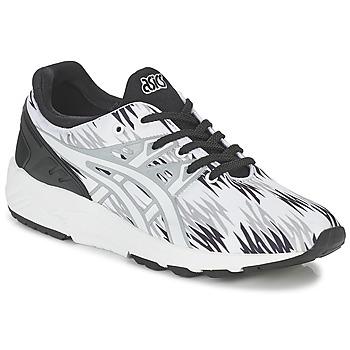 Zapatos Zapatillas bajas Asics GEL-KAYANO TRAINER EVO Blanco / Negro