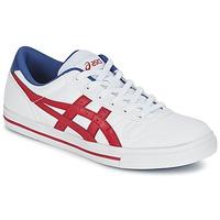 Zapatos Zapatillas bajas Asics AARON Blanco / Rojo
