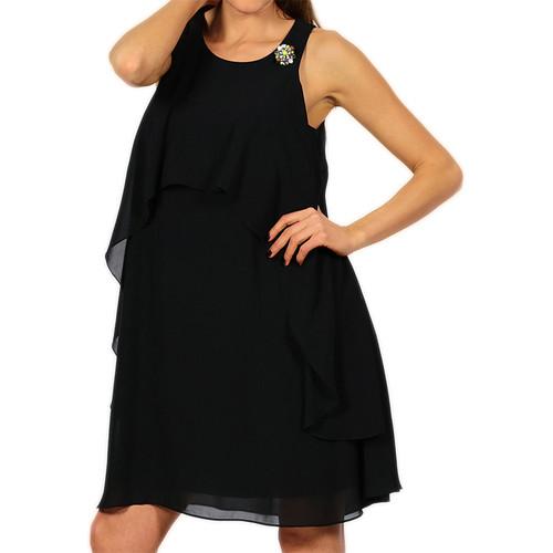 textil Mujer vestidos cortos Kocca Vestido Dwenty Negro