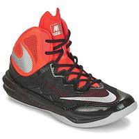 Zapatos Hombre Baloncesto Nike PRIME HYPE DF II Negro / Rojo