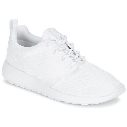 Zapatos Mujer Zapatillas bajas Nike ROSHE RUN W Blanco