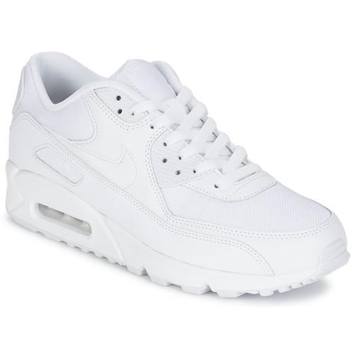 meet b822f 50386 Zapatos Hombre Zapatillas bajas Nike AIR MAX 90 ESSENTIAL Blanco