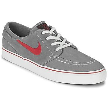 Zapatos Hombre Zapatillas bajas Nike ZOOM STEFAN JANOSKI Gris