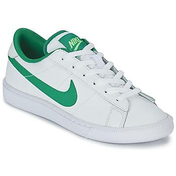 Zapatos Niño Zapatillas bajas Nike TENNIS CLASSIC JUNIOR Blanco / Verde