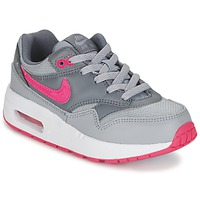 Zapatos Niña Zapatillas bajas Nike AIR MAX 1 CADET Gris / Rosa