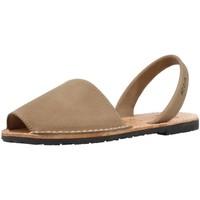Zapatos Hombre Sandalias Ria 20002 Marron