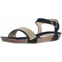 Zapatos Mujer Sandalias Tiziana PETRA Negro