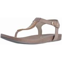 Zapatos Mujer Sandalias Tiziana SICILIA Marron