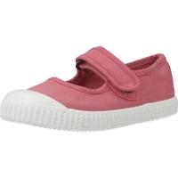 Zapatos Niña Zapatillas bajas Victoria 36605 Rosa