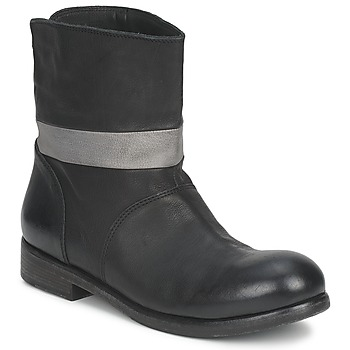 Zapatos Mujer Botas de caña baja OXS RAVELLO YURES Negro