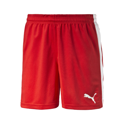 textil Hombre Shorts / Bermudas Puma Pitch Shorts Without Innerbrief rojo