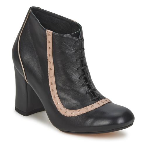 Casual salvaje Zapatos especiales Sarah Chofakian SALUT Negro