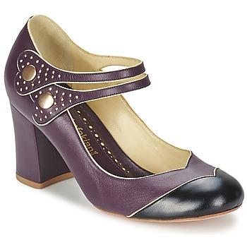 Zapatos Mujer Zapatos de tacón Sarah Chofakian ZUT Burdeo / Negro