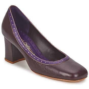 Zapatos de tacón Sarah Chofakian SHOE HAT Marrón 350x350
