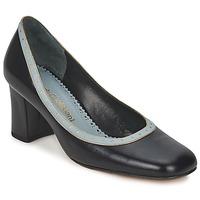 Zapatos Mujer Zapatos de tacón Sarah Chofakian SHOE HAT Negro / Azul / Claro