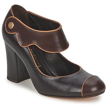 Zapatos Mujer Zapatos de tacón Sarah Chofakian DALI Café