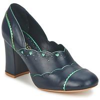Zapatos Mujer Zapatos de tacón Sarah Chofakian SCHIAP Marino / Menta