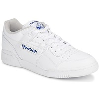 Zapatos Zapatillas bajas Reebok Classic WORKOUT PLUS Blanco