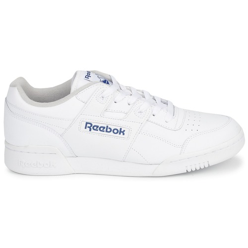 Zapatos Workout Bajas Zapatillas Plus Blanco Reebok Classic zpMSUVGq