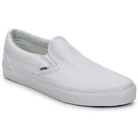 Zapatos Slip on Vans CLASSIC SLIP ON True / Blanco