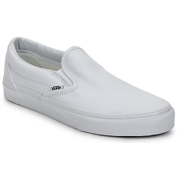 Zapatos Slip on Vans CLASSIC SLIP ON True / Blanco