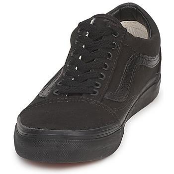 Vans OLD SKOOL Negro / Negro