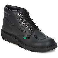 Zapatos Hombre Botines Kickers KICK HI Negro