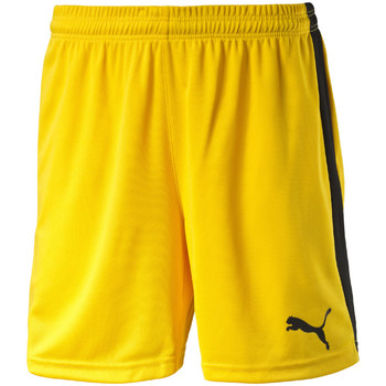 textil Hombre Shorts / Bermudas Puma Pitch Shorts Without Innerbrief Amarillo