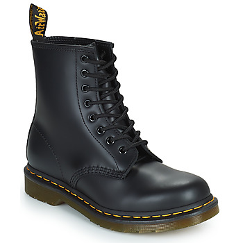 Zapatos Botas de caña baja Dr Martens 1460 8 EYE BOOT Negro