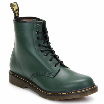 Zapatos Mujer Botines Dr Martens 1460 8 EYE BOOT Verde