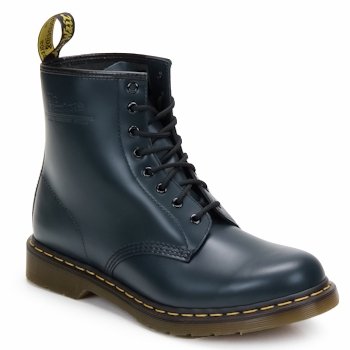 Zapatos Botines Dr Martens 1460 8 EYE BOOT Azul