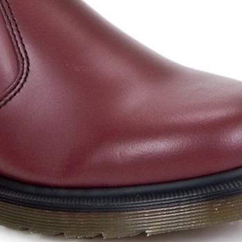 Dr Martens 2976 CHELSEA BOOT Rojo / Cereza