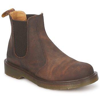 Zapatos Botas de caña baja Dr Martens 2976 CHELSEE BOOT Gaucho / Crazy / Horse