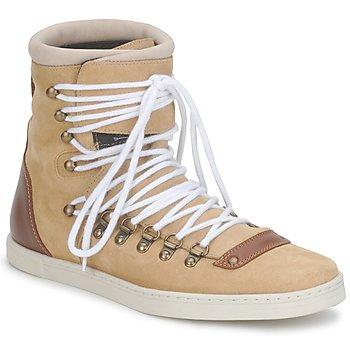 Zapatos Hombre Botas de caña baja Swear DUKE Chocolate / Brown / Natural / Natural