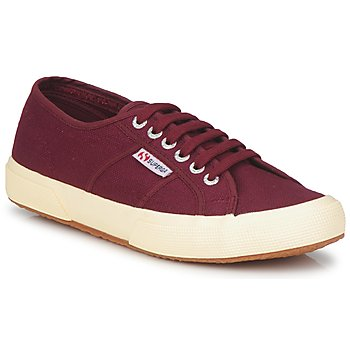 Zapatos Zapatillas bajas Superga 2750 COTU CLASSIC Dark / Burdeo