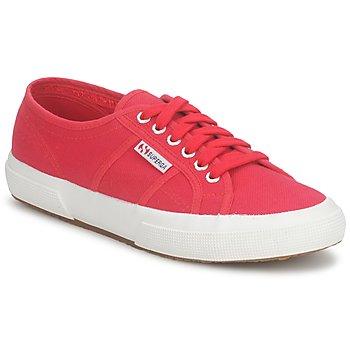 Zapatos Zapatillas bajas Superga 2750 COTU CLASSIC Rojo